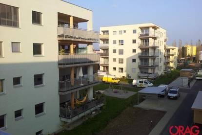 3-Zimmer-Balkonwohnung im Passivhaus - Miete, 8053 Graz