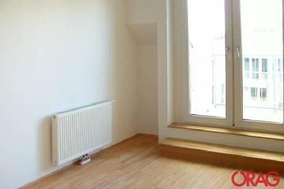 Anlageobjekt: tolle, vermietete Zwei-Zimmerwohnung - zu kaufen in 1050 Wien