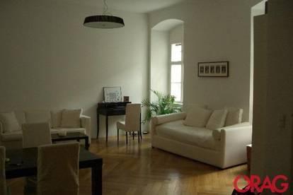 Zentrale 2-Zimmer-Palaiswohnung zur unbefristeten Miete in 1010 Wien
