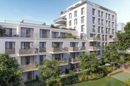 ESCHENGARTEN - Vier Zimmer Wohnung mit Balkon - provisionsfrei zu kaufen - 1230 Wien