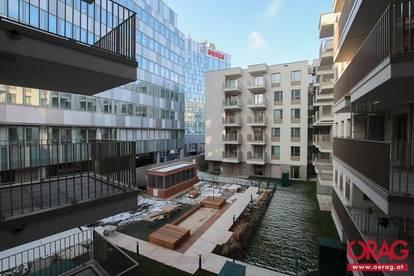 Laendyard - Erstklassige Zwei-Zimmer-Wohnung zwischen Prater und City - Miete 1030 Wien