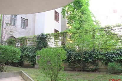 Großzügige 2- Zimmer-Wohnung mit extra Küche und begrüntem Innenhof - Miete 1060 Wien