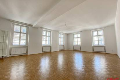 4 Zimmer charakteristische Alltbauwohnung in der Florianigasse - Unbefristete Miete in 1080 Wien