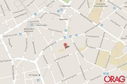 Kleine 2-Zimmer-Wohnung mit Balkon - zu mieten - 8010 Graz