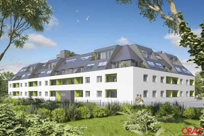 Erstbezug: Exklusive 2- bis 3-Zimmer Wohnungen in 1210 Wien, Jedlesee zu mieten