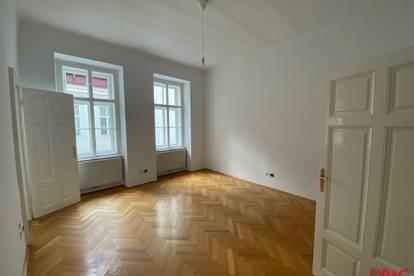 Unbefristet: 2-Zimmer-Altbauwohnung zur Miete in 1010 Wien