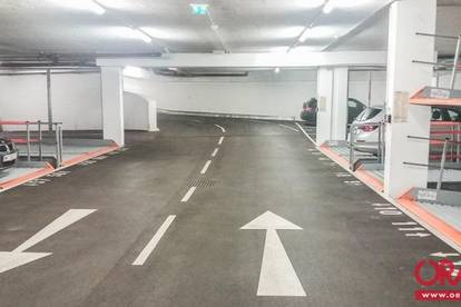 Garagenstellplätze nahe AKH - Miete 1180 Wien - WINTERAKTION - 3 Monate gratis