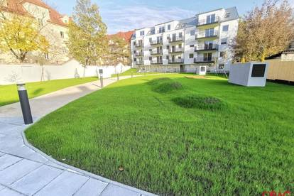 FLORIDO YARDS: 2-Zimmer-Erstbezug-Wohnungen in 1210 Wien