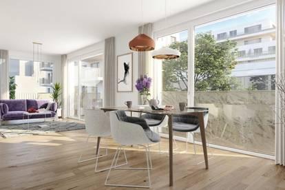 ESCHENGARTEN - Ein Zimmer Gartenwohnung - provisionsfrei zu kaufen - 1230 Wien