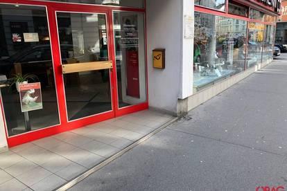 Schönes Geschäftslokal mit großer Glasfront in 1060 Wien