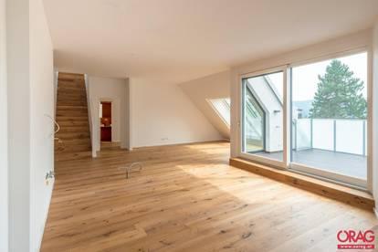 Extravagantes Dachgeschoß Apartment mit Wienerwald-Blick - zu kaufen in 1140 Wien