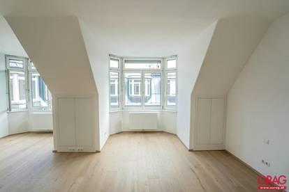 In der City! Generalsanierte Dachgeschosswohnung nähe Börse - 1010 Wien miete - to rent