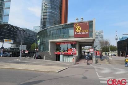 Werbewirksame Geschäftseinheit beim Vienna International Center in 1220 Wien zu mieten