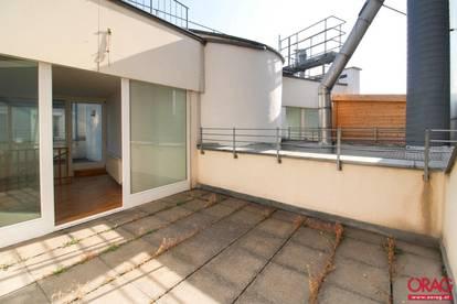 4-Zimmer-Altbauwohnung mit zwei Terrassen am Rilkeplatz - Unbefristete Miete in 1040 Wien