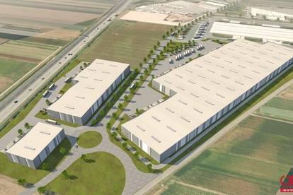 Logistik- und Gewerbeflächen in 8141 Premstätten zu mieten