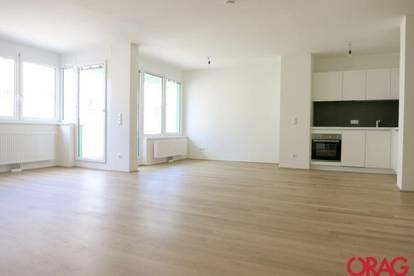 Moderne 3-Zimmer Wohnung mit 2 Terrassen nahe Hauptbahnhof - Unbefristete Miete 1100 Wien