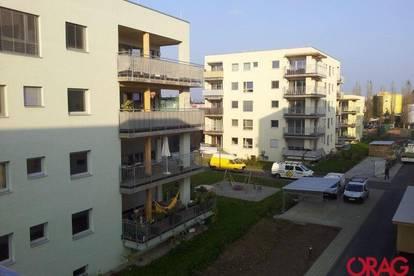 Passivhaus - 3-Zimmer-Mietwohnung in Zentrumsnähe mit attraktiver Freiflächen - 8053 Graz