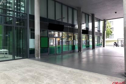 Moderne Geschäfts- oder Ausstellungsfläche im Rivergate zu mieten - 1200 Wien