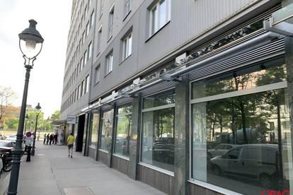 Geschäftslokal mit großzügigen Schaufensterfronten in 1010 Wien zu mieten