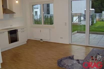 Attraktive 2-Zimmer Garten-Wohnung nahe Wallensteinplatz in 1200 Wien zu mieten