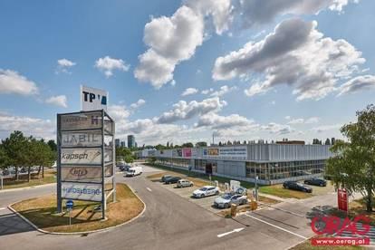 Hallenflächen im Tech Park Vienna in 1100 Wien zu mieten