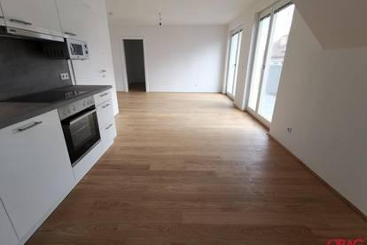 Neubauwohnung mit Außenfläche nähe Leopoldauer Straße zu mieten im 21. Bezirk