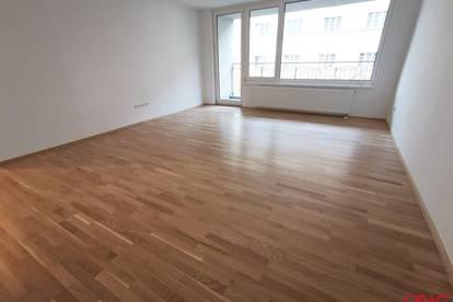 """Erstbezug: Freundliche 3-Zimmer Wohnung mit Loggia nahe """"Millennium Tower"""" in 1200 Wien zu mieten"""