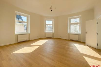 Helle 3-Zimmer-Altbauwohnung zur unbefristeten Miete in 1070 Wien