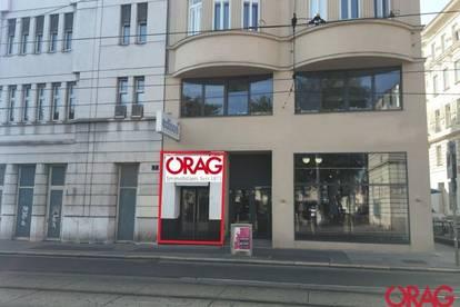 Adaptierungsbedürftiges Lager im UG - 1080 Wien zu mieten