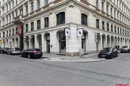 Geschäftslokal nahe Kärntner Straße - 1010 Wien zu mieten