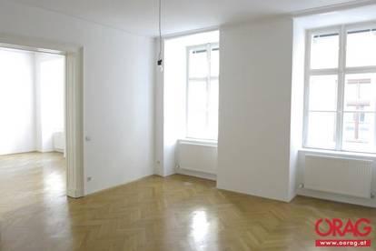 Zwei-Zimmer-Altbauwohnung im Palais Esterhazy - Miete 1010 Wien