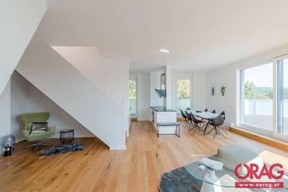 Traumhaftes Dachgeschoß Apartment mit Wienerwald-Blick - zu kaufen in 1140 Wien