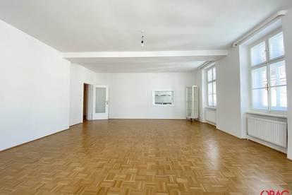 Hellle 4-Zimmer-Altbauwohnung in der Florianigasse - unbefristete Miete in 1080 Wien