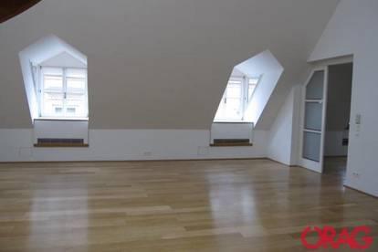 2 Zimmer-Dachgeschoßmaisonette in revitalisiertem Palais auf der Freyung - Miete 1010 Wien