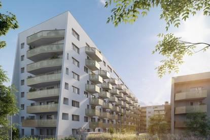 Alice im Cumberland - Neubau-Eigentums- oder Anlagewohnungen provisionsfrei zu kaufen in 1140 Wien
