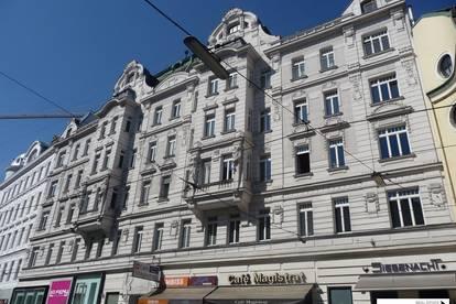 Attraktives Geschäftslokal in der Taborstraße
