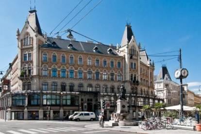Geschäftslokal in sehr guter Frequenzlage im historischem Gebäude!