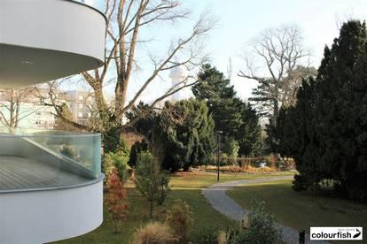 Wohnen mit privater Parkfläche - unbefristete 3 Zimmerwohnung mit Terrasse