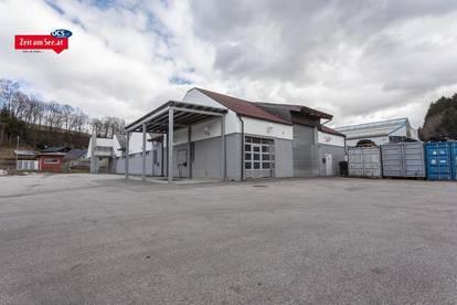 Großzügige Gewerbe Immobilie in Frankenmarkt