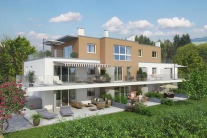 Neubau: schöne 2 ZimmerWohnung mit großer Terrasse und Garten   Top 3