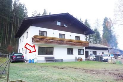 Wohnen an der Seeache - Unterach a. Attersee * 3 Zimmer Wohnung mit Gartennutzung *