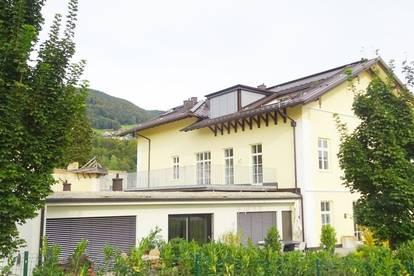Stilvolles Wohnen in der Parkvilla Mondsee - Exklusive 2 Zimmer Terrassenwohnung