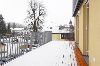 Wohlfühlzone Strasswalchen - Exklusive 3 Zimmer Wohnung im Zentrum jetzt mieten - Erstbezug!