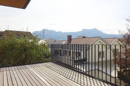 Stylische 3 Zimmer Mietwohnung in Mondsee mit großer Terrasse - Zentrumslage!