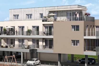 STRASSWALCHEN FAMILIENHIT - Geräumige 4-Zimmer-Wohnung