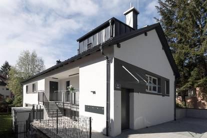 INVESTOREN- HIT in Salzburg! Immobilien GmbH zu verkaufen: STADTHAUS MIT 4 WOHNUNGEN