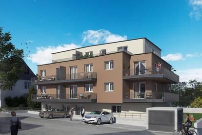 Neubau: 3-Zimmer-Wohnung im Zentrum von Liezen