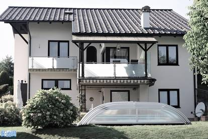 Rarität! Exzellent gepflegter Zweit-wohnsitz mit Seeblick in Attersee