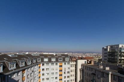 Herrlicher Wienblick - Balkonwohnung am Matzleinsdorfer Platz