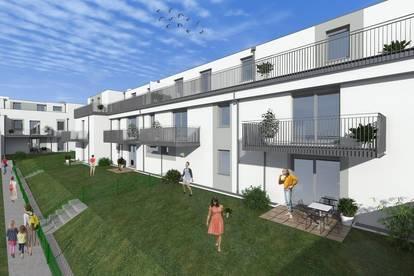 Große Dachgeschosswohnung mit Terrasse! Eigentum!